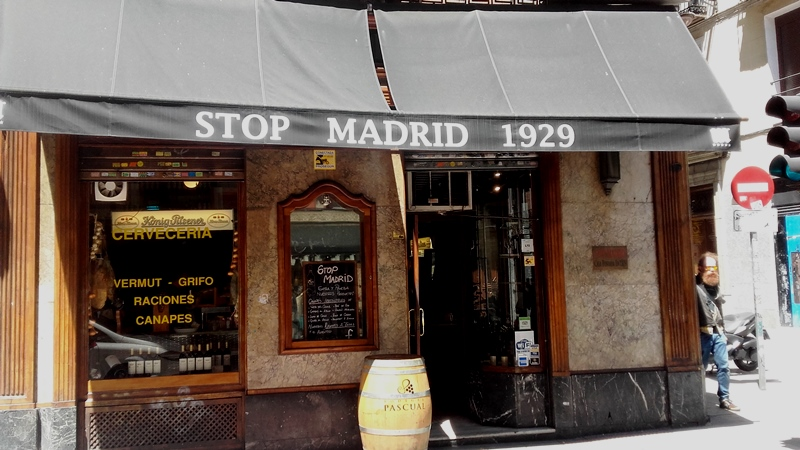 Madrid Stop Wine Bar