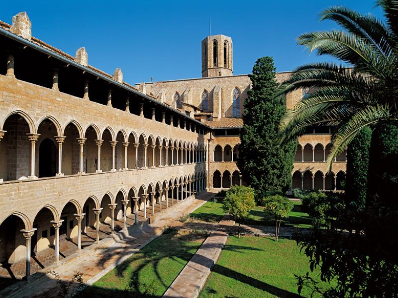Monestir de Pedralbes Barcelona