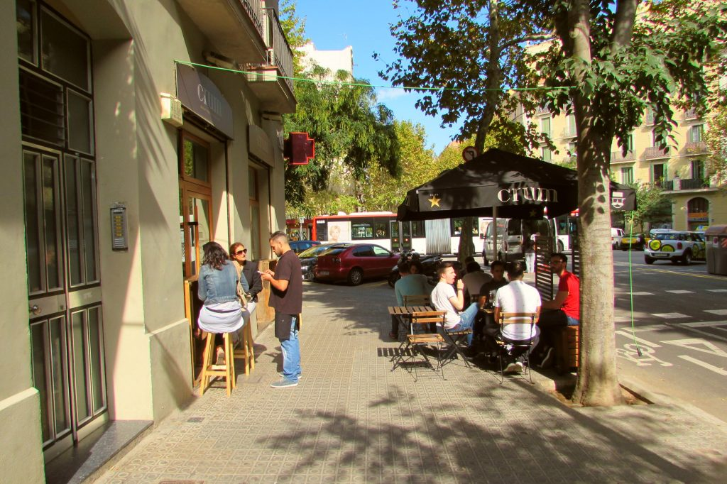 Sant Antoni barcelona foodie area