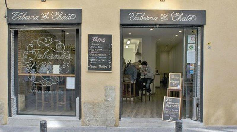 Taberna del Chato Madrid Wine Bar and Restaurant