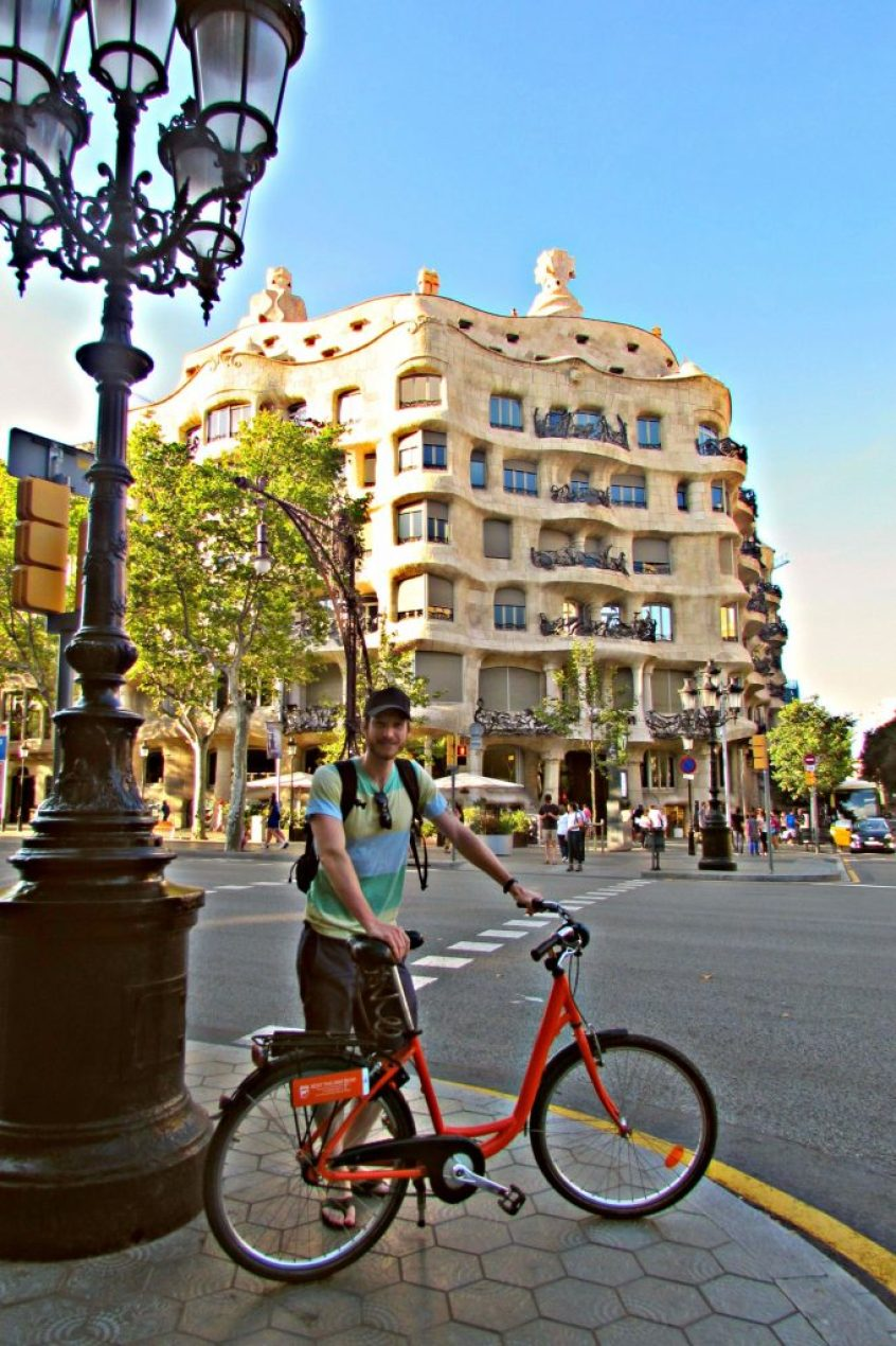 Donkey Republic Rental Bikes in Barcelona