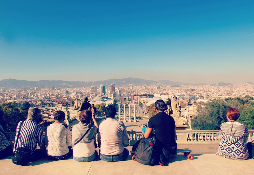 Best views of Barcelona