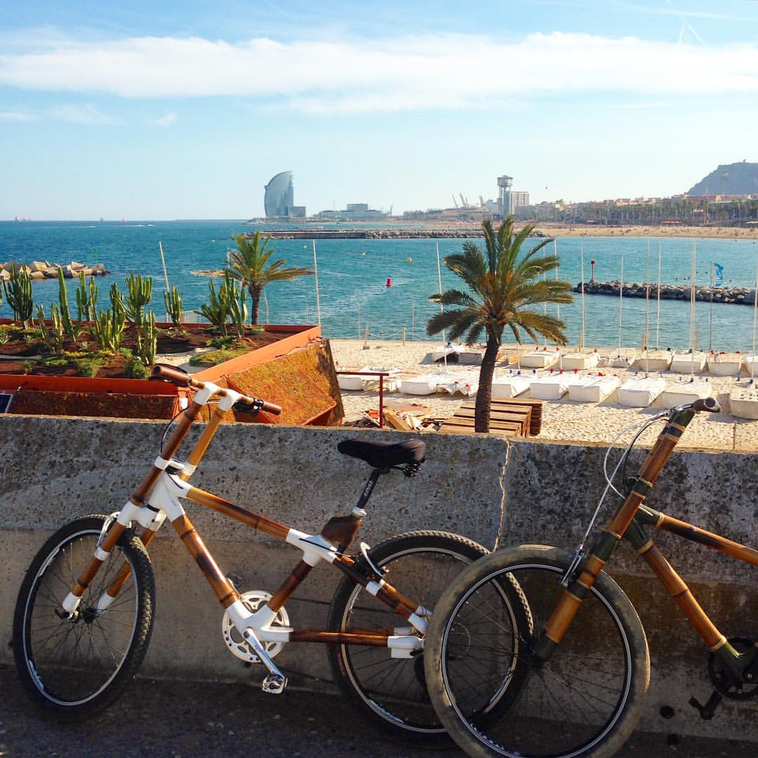 Cycling tours in Barcelona