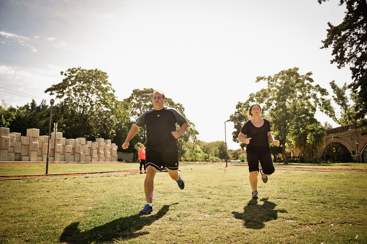 Ebylife Personal Training in English - Barcelona City