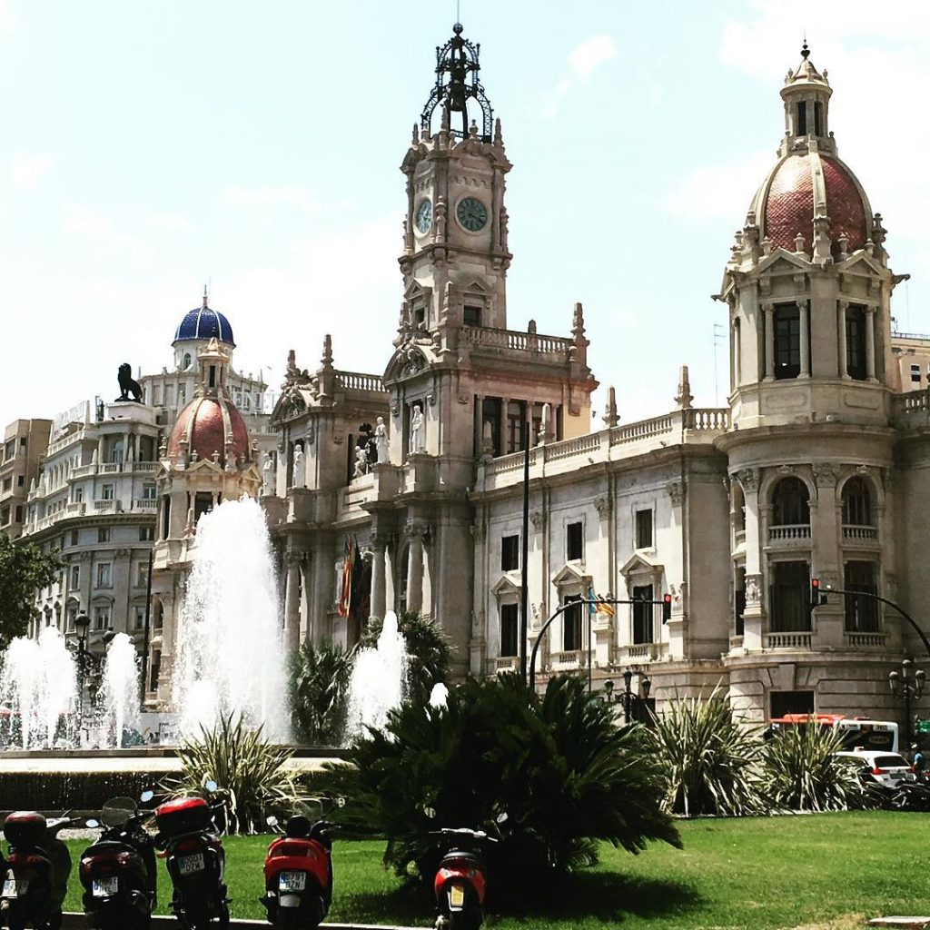 Valencia City Hall