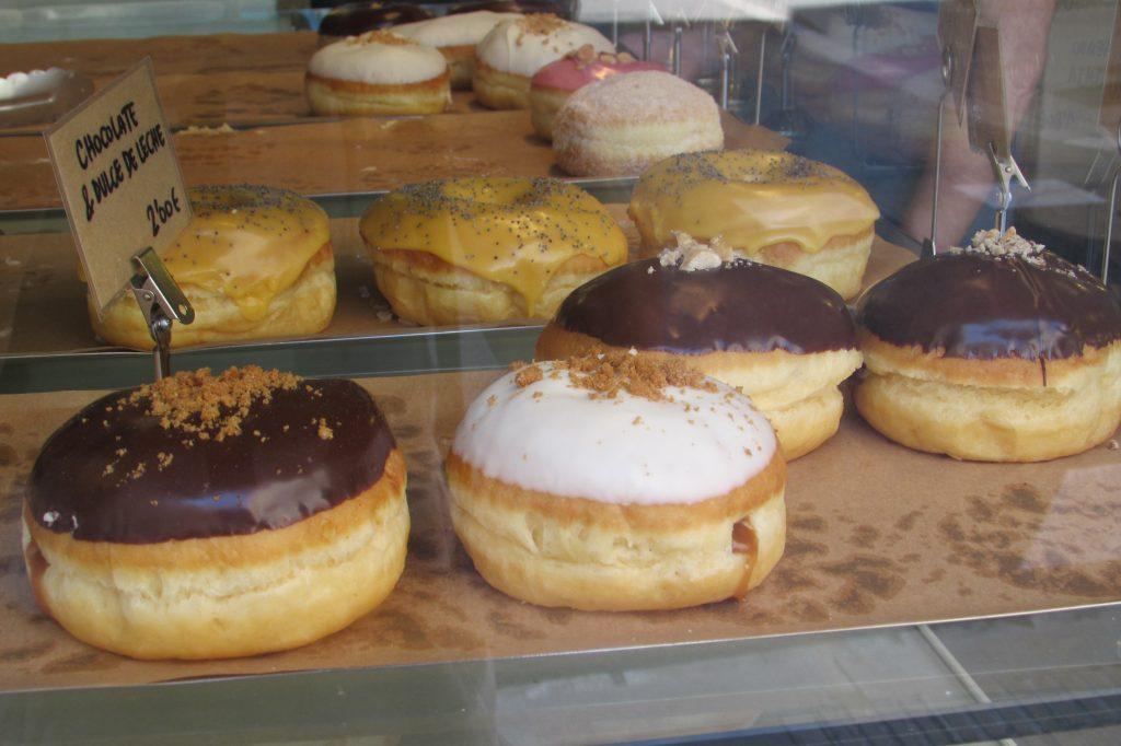 Lukuma Artisanal Donuts in Barcelona