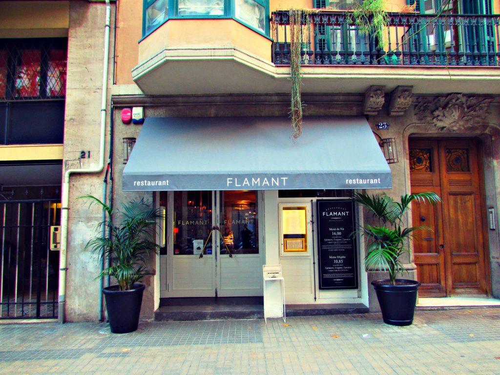flamant-restaurant-carrer-enric-granados-esquerra-de-leixample