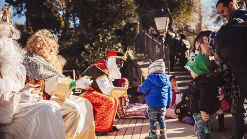 'Three Kings Day' (Día de los Reyes Magos) ~ 6th January