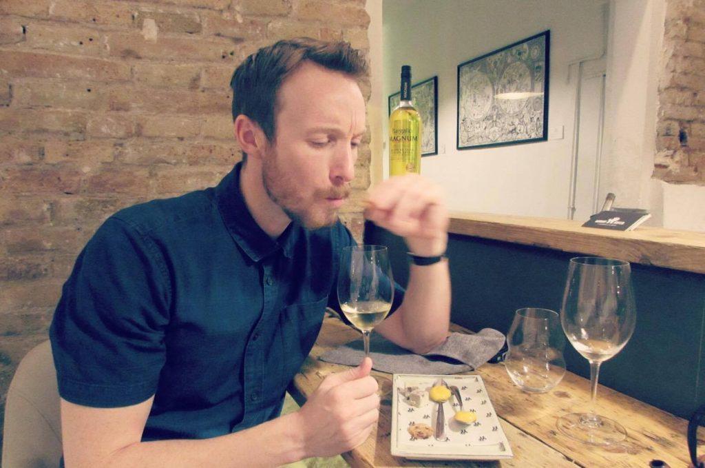 Mano Rota Barcelona Restaurant Review by Ben Holbrook