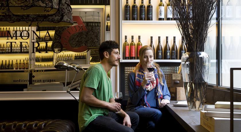 Hotel Praktik Vinoteca 3-Star Boutique Hotel Barcelona City