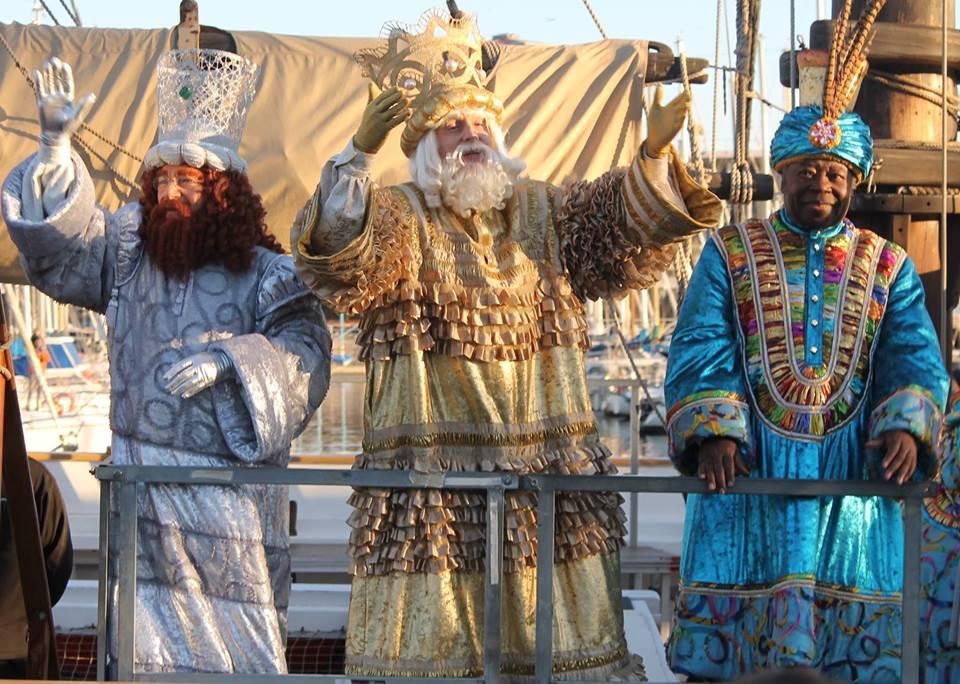 Three Kings Day Barcelona Spain