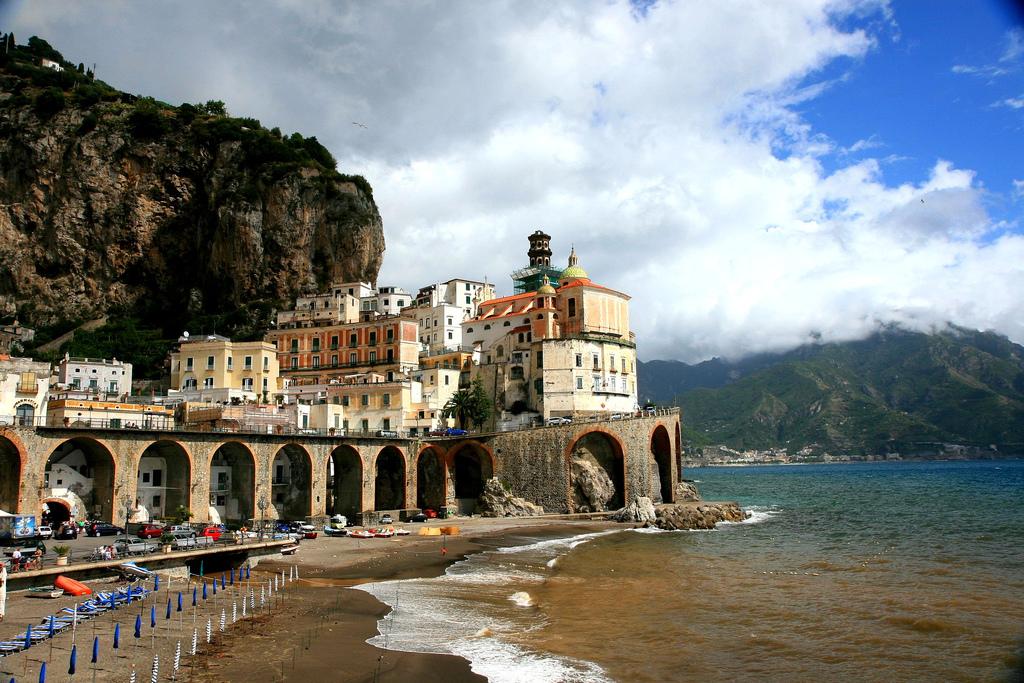 Atrani Village, Amalfi Coast, Italy