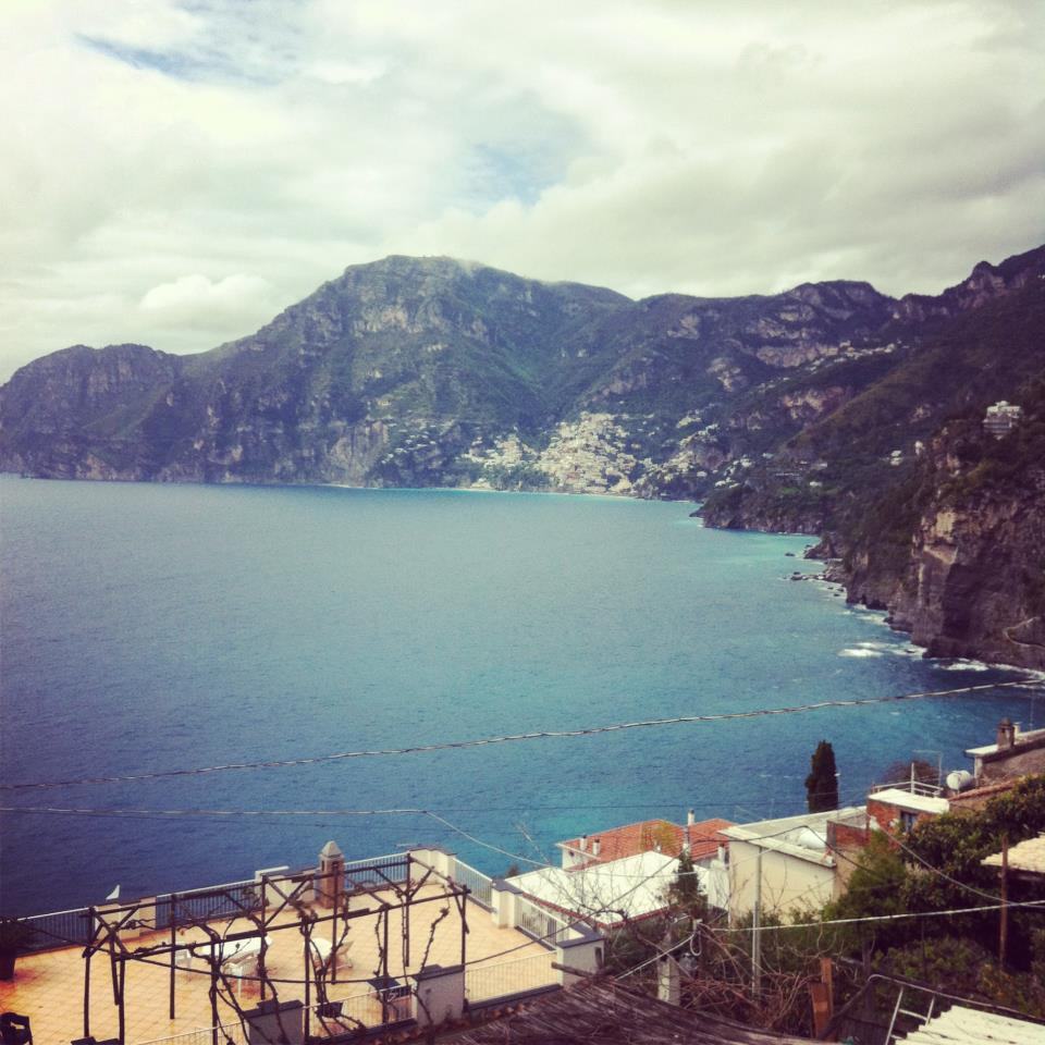 Views from Praiano, Amalfi Coast, Ben Holbrook