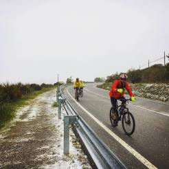 Camino de Santiago Bad Weather Snow and Rain
