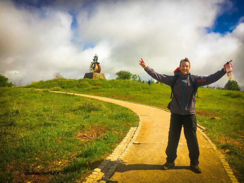 Completing the Camino de Santiago Pilgrim Trail