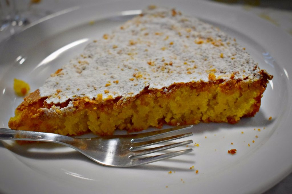 Santiago Cake from Galicia