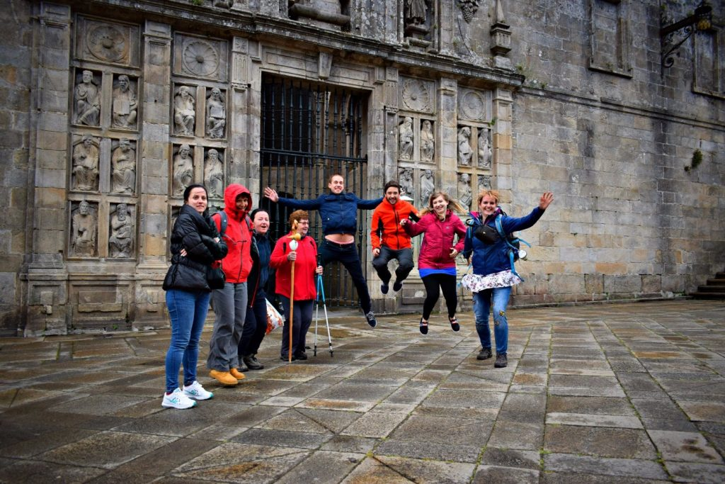 Santiago de Compostela After the Camino de Santiago