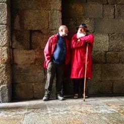 Santiago de Compostela Pilgrims
