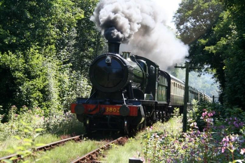 Best Steam Train Rail Journeys in Britain