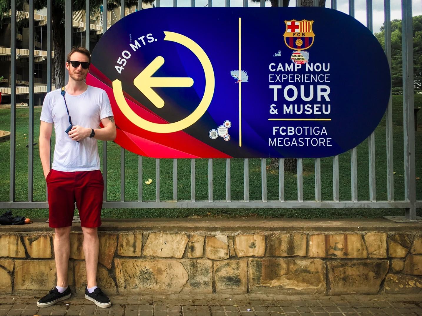 Barcelona Camp Nou Experience Tour & Museum (Barcelona): Més Que Un Club