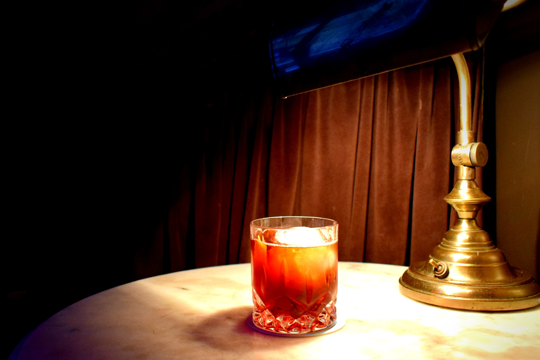 Collage Cocktail Bar, Born, Barcelona, by Ben Holbrook