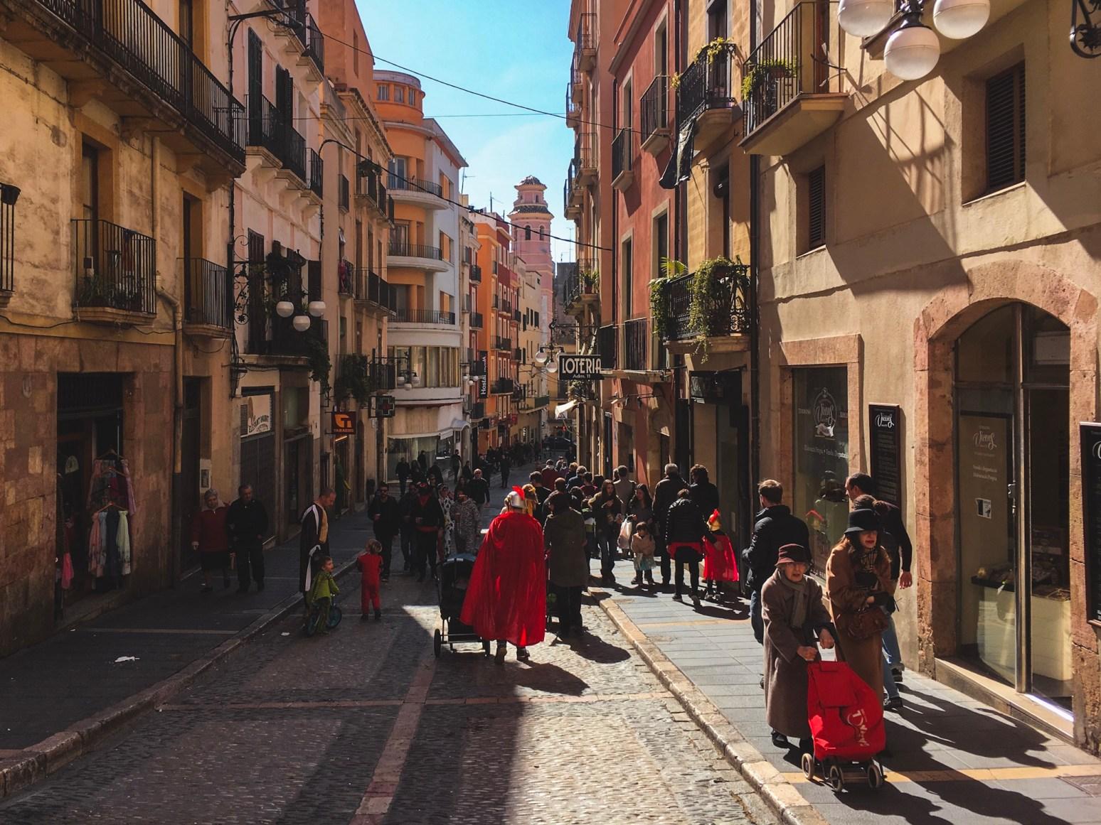 Day trip to Tarragona from Barcelona, Spain