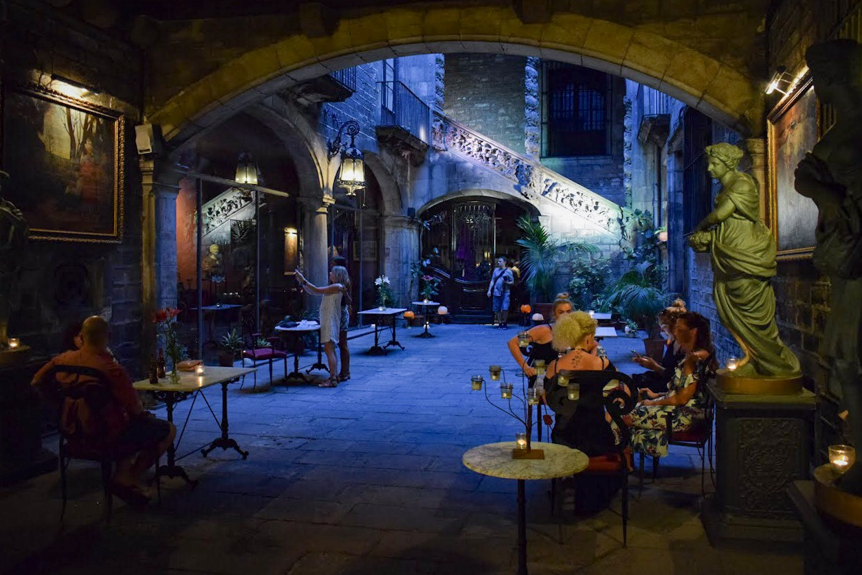 Palau Dalmases Best Flamenco Show in Barcelona