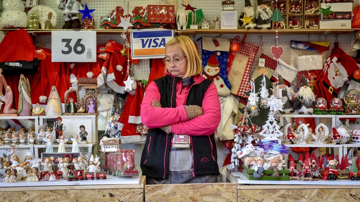 Fira de la Sagrada Familia Christmas Market