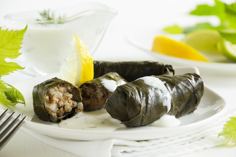 Greek dolmades recipe