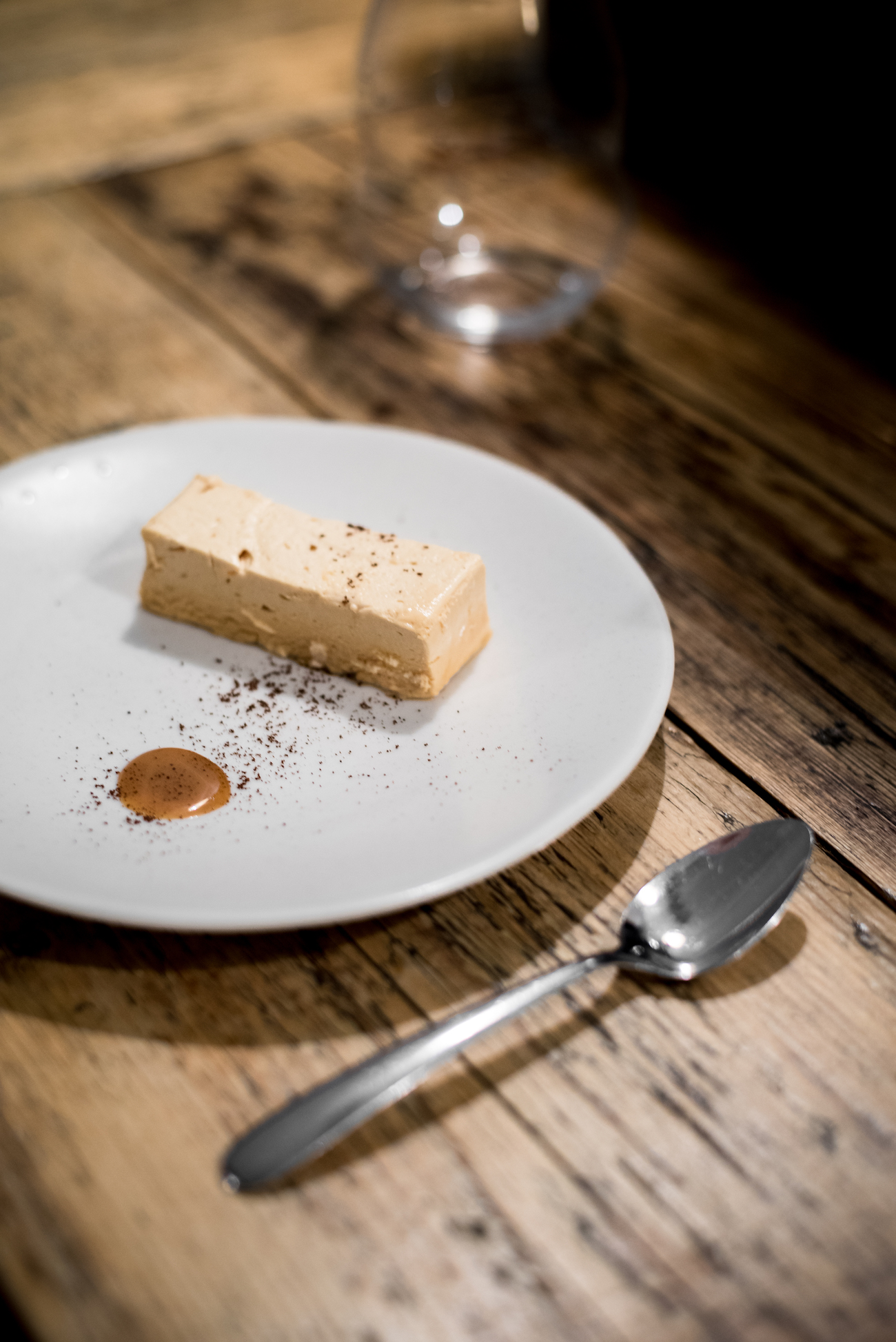 Dessert at Mano Rota Restaurant - Poblesec, Barcelona