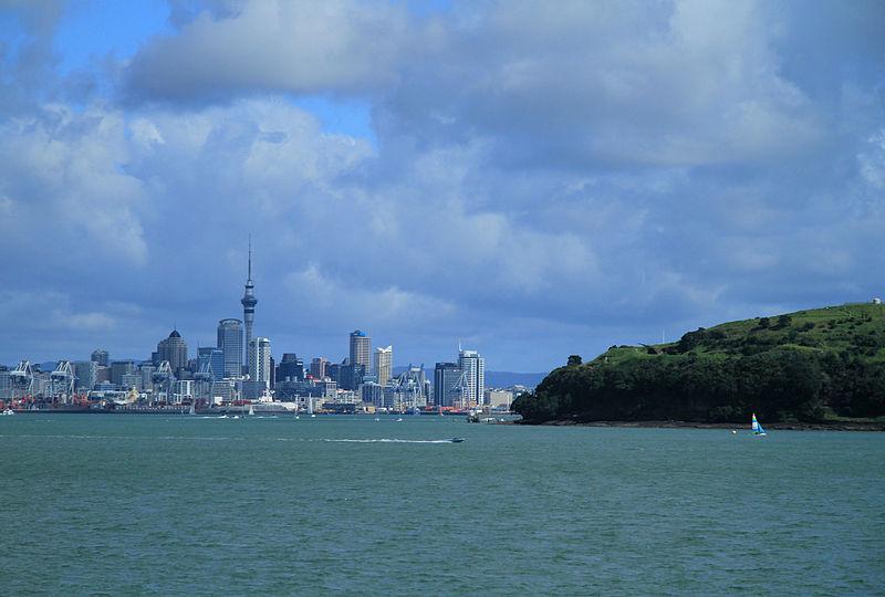 Rangitoto Island, Auckland