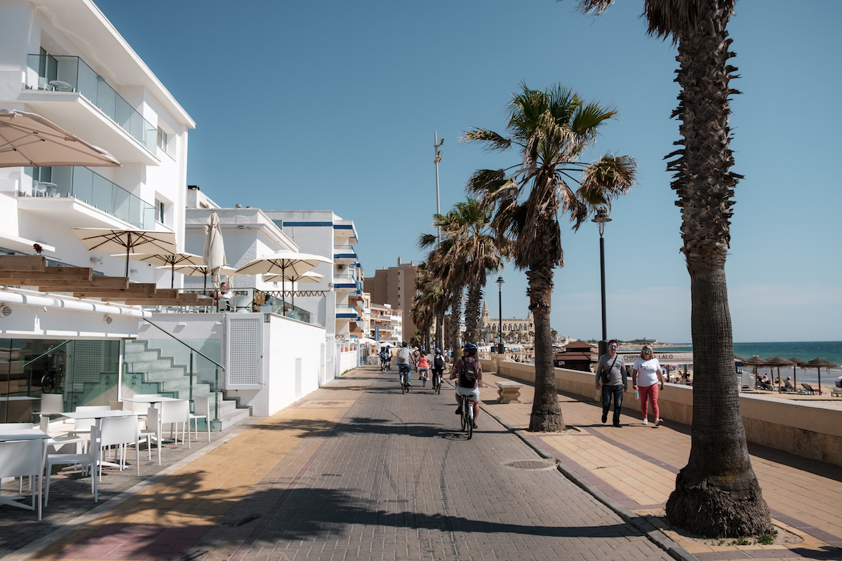 Arago Hotel, Chipiona waterfront hotel by the beach