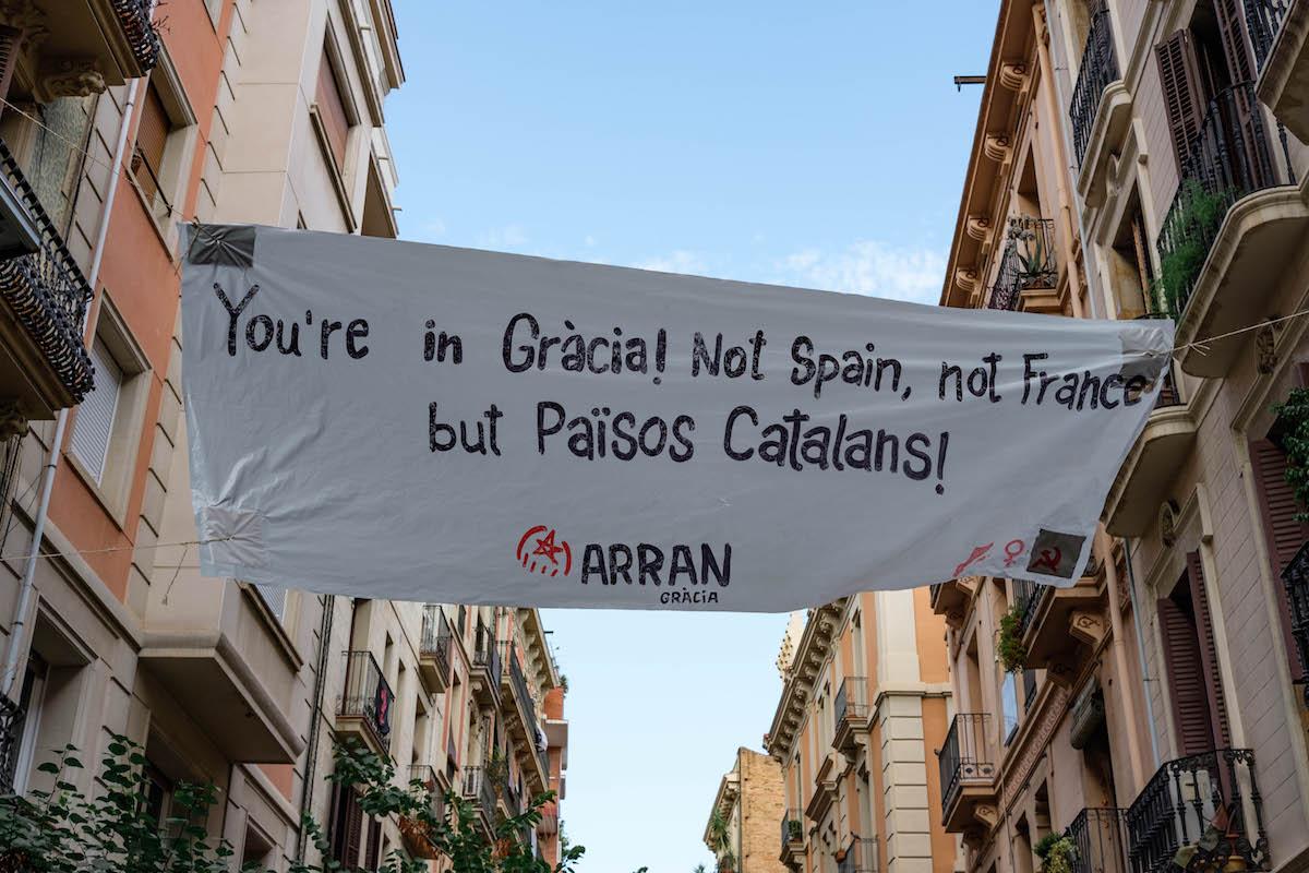 Festa Major de Gràcia, Barcelona - by Ben Holbrook