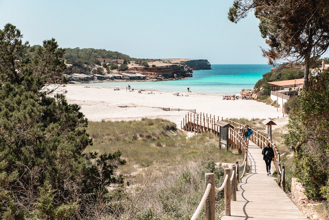 Cala Saona, Formentera - Travel Guide by Ben Holbrook