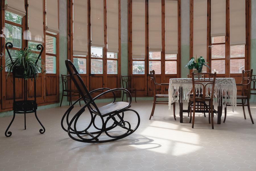 Hospital San Pau in Barcelona - by Ben Holbrook from DriftwoodJournals.com-9