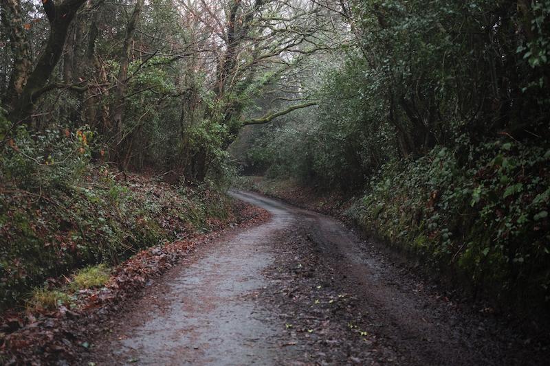 Christmas in Wales - Ben Holbrook DriftwoodJournals.com