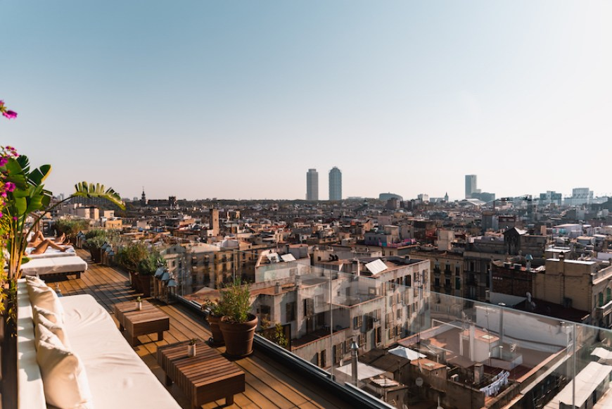 Rooftop Edition Hotel Barcelona by Ben Holbrook from DriftwoodJournals.com-3
