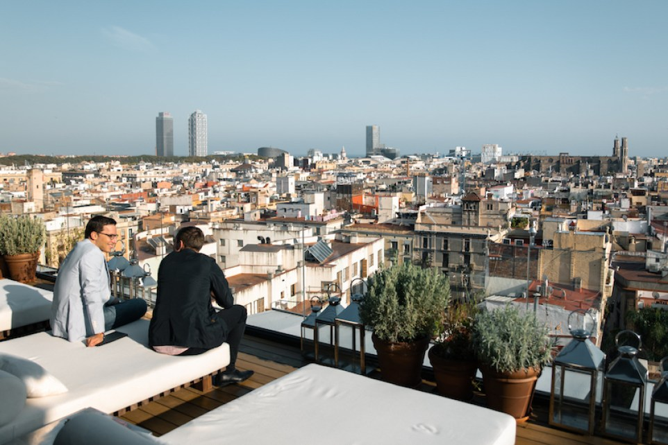 Rooftop Views Edition Hotel, Born Barrio Barcelona (Spain) - by Ben Holbrook from DriftwoodJournals.com-12