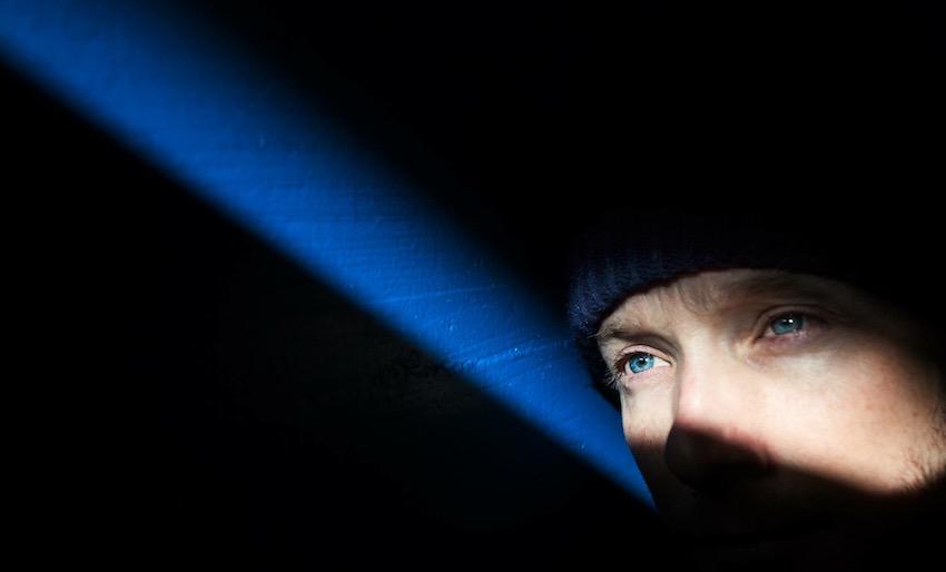 Ben Holbrook travel writer/photographer / Post-birthday bash blues, at Jungfrau, Switzerland.