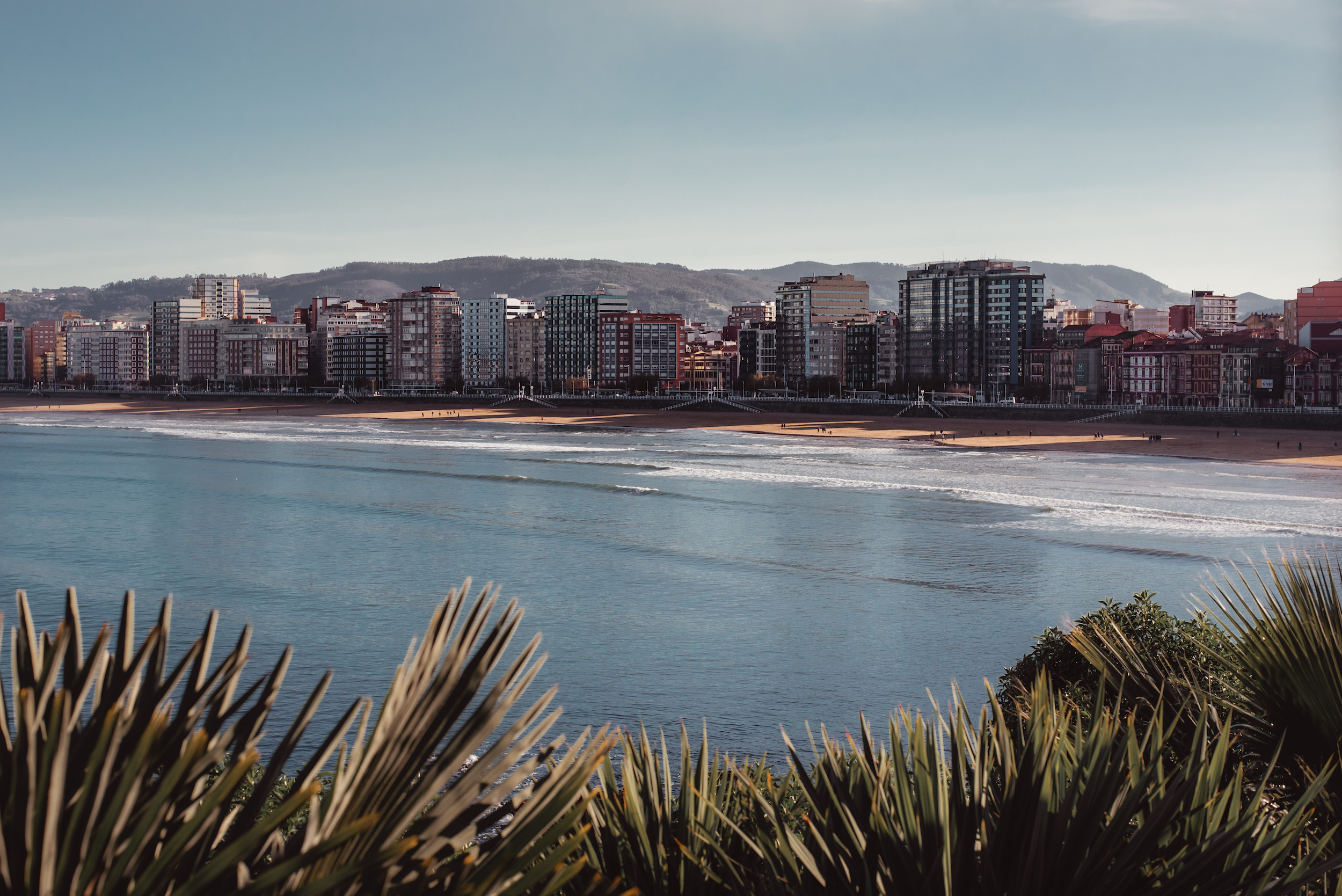 Gijon, Asturias, Northern Spain - Green Spain - photography by Ben Holbrook DriftwoodJournals.com-8362