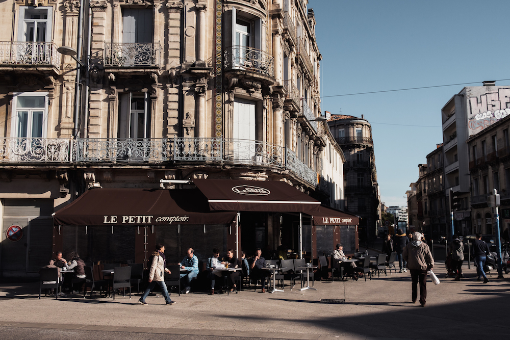 Montpellier, South of France Travel Blog Guide and Photography by Ben Holbrook from DriftwoodJournals.com (Copyright Ben Holbrook 2019 onwards)10