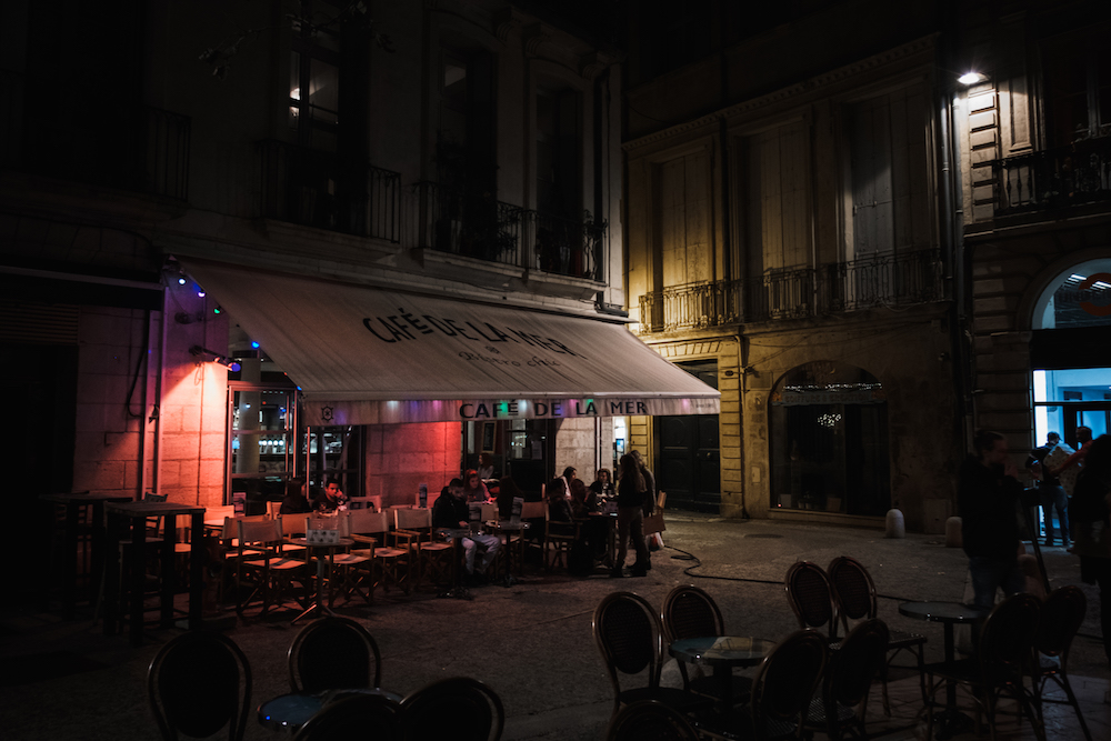 Drinking an Aperitif in Montpellier, South of France Travel Blog Guide and Photography by Ben Holbrook from DriftwoodJournals.com (Copyright Ben Holbrook 2019 onwards)12
