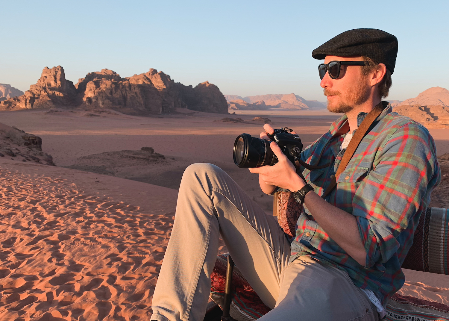 Things to do in Jordan - by travel blogger and photographer Ben Holbrook from DriftwoodJournals.com