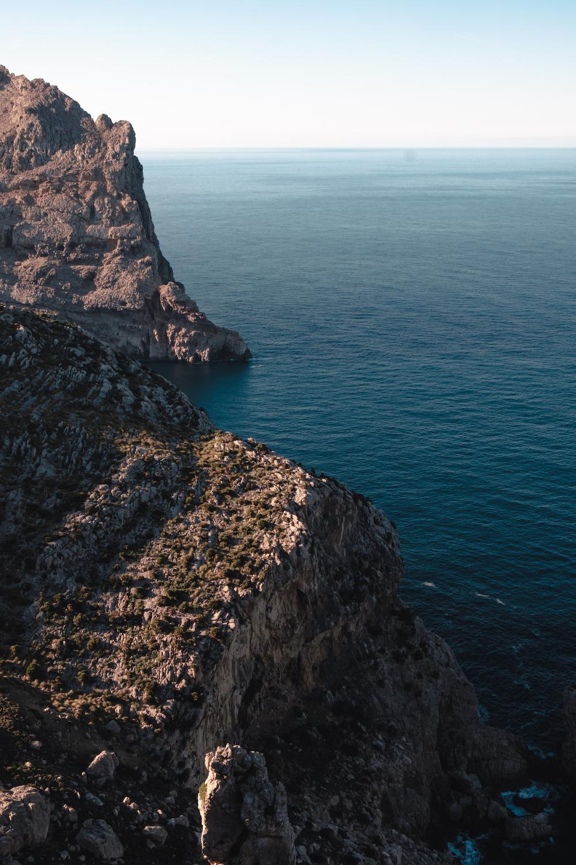 Serra de Tramuntana mountains - Mallorca Travel Photography by Ben Holbrook from DriftwoodJournals.com