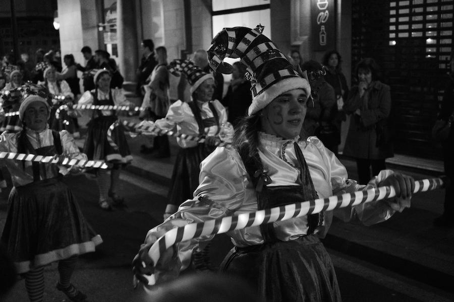 Gijon Carnaval Celebrations, Asturias - by Ben Holbrook from DriftwoodJournals.com-3617