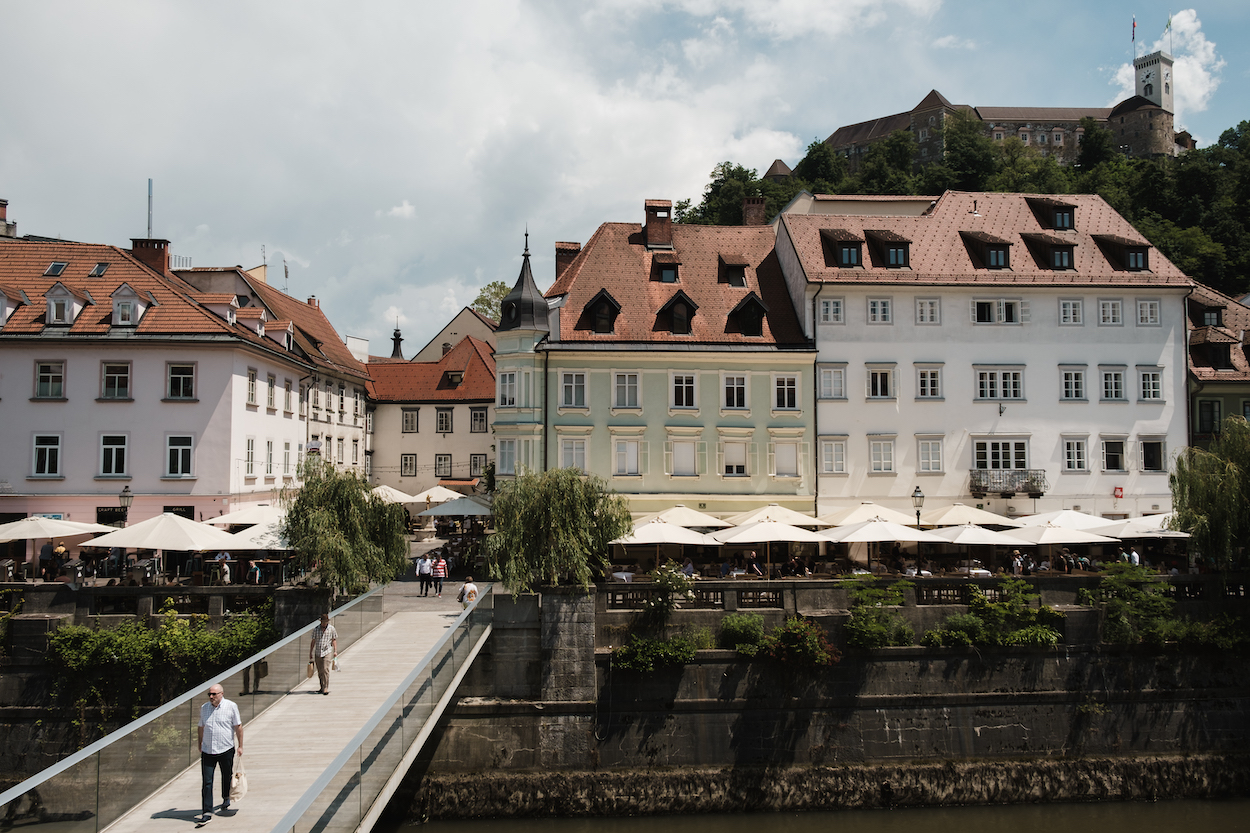 Ljubljana castle, Slovenia Travel Photography by Ben Holbrook from DriftwoodJournals.com-7078