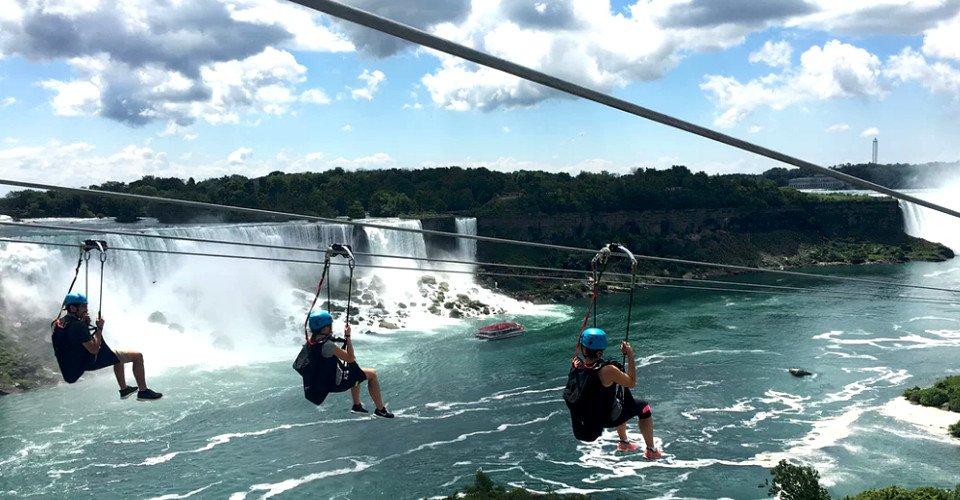 Niagara Falls Zipline Mistrider