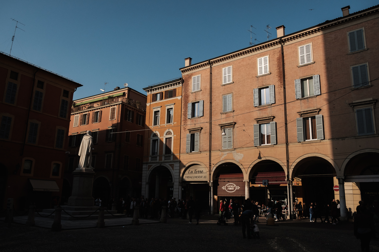 Hotels and apartments in Modena - Travel and Street Photography by Ben Holbrook from DriftwoodJournals.com-5806