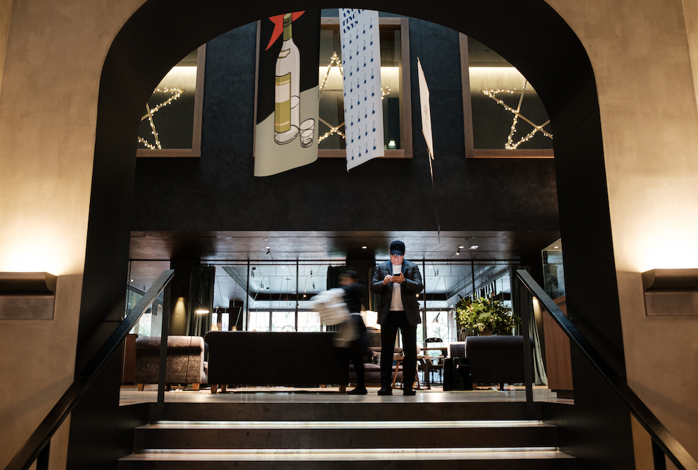 Alma Hotel Barcelona by Ben Holbrook from DriftwoodJournals.com