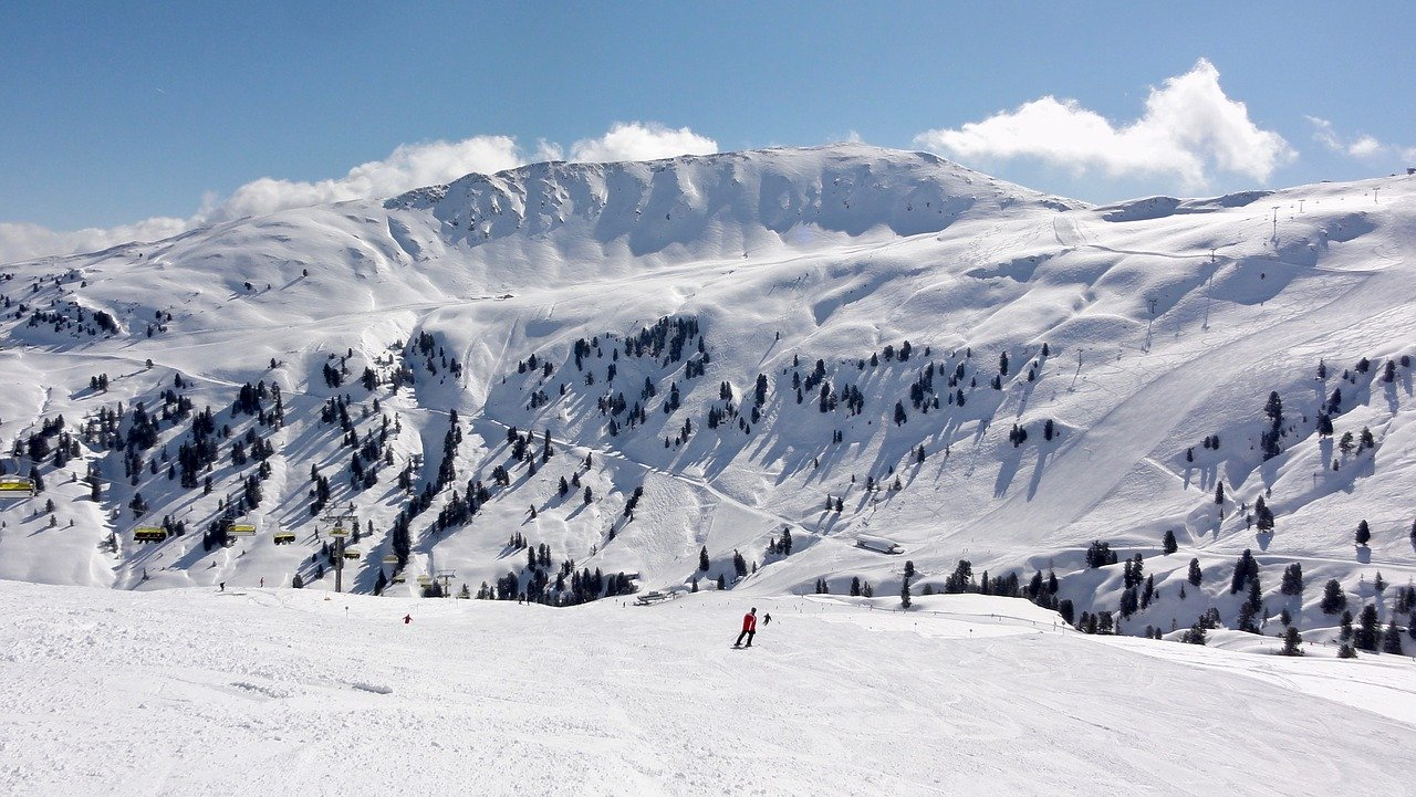 Austria Ski Slopes